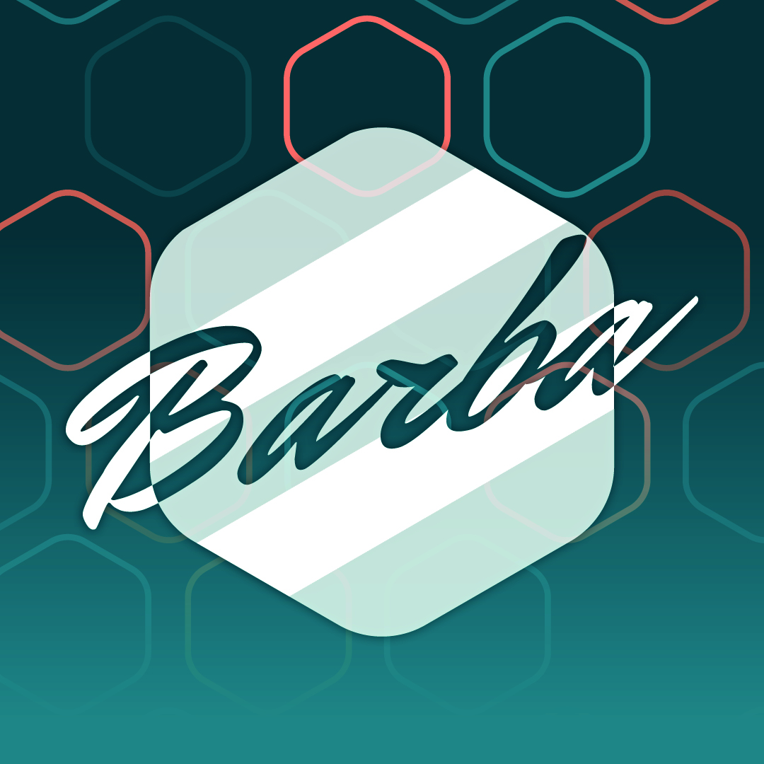 Barba logo